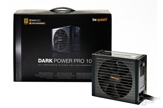be quiet! Dark Power Pro 10