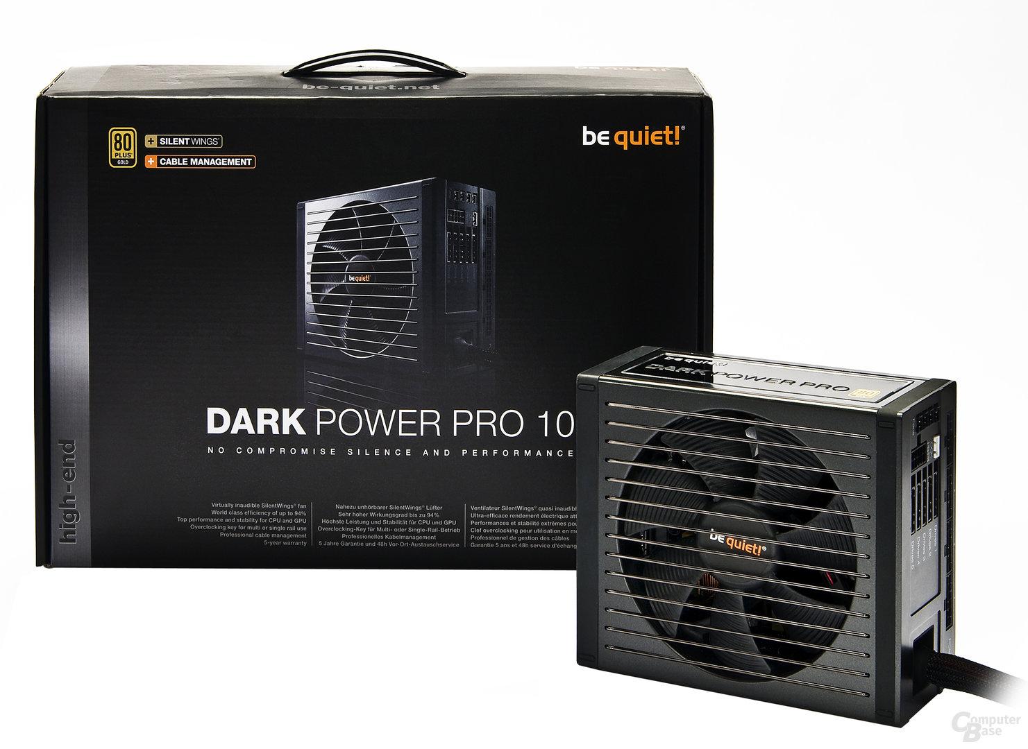 be Quiet! Dark Power Pro P10