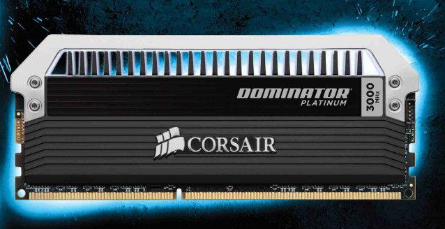 Corsair Dominator DDR3-3000