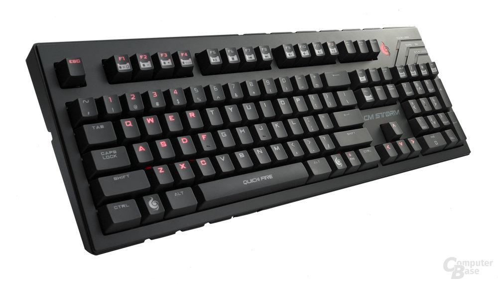 CM Storm Quckfire Pro Spielertastatur