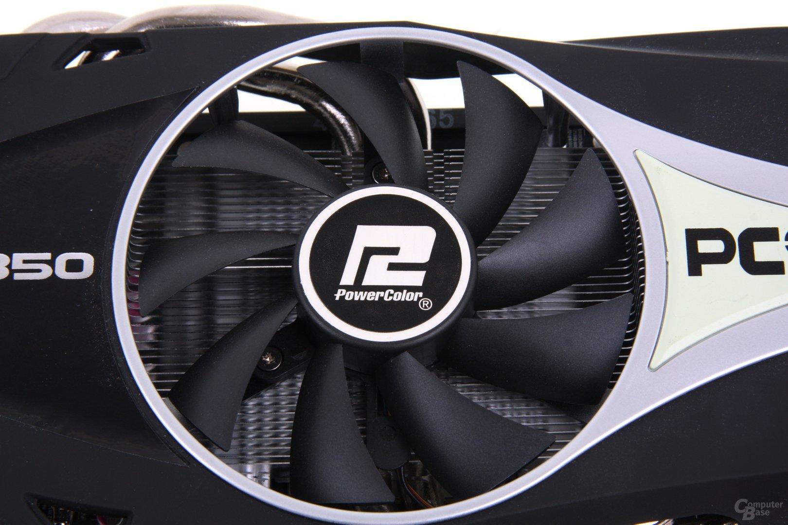 Radeon HD 7850 PCS+ Lüfter
