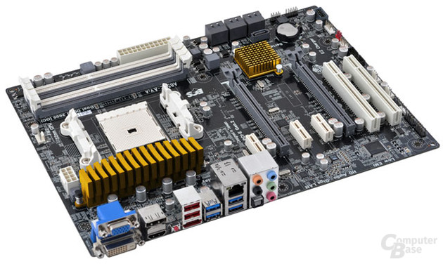 Elitegroup A85F2-A Deluxe