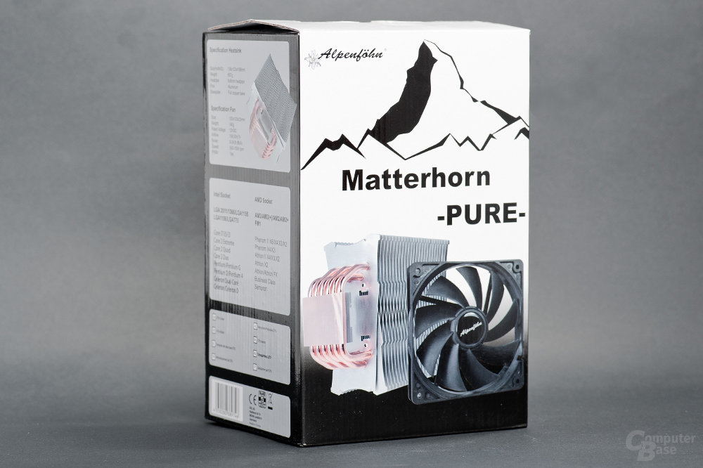 Alpenföhn Matterhorn Pure