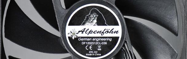 Alpenföhn WB Pure Serienlüfter