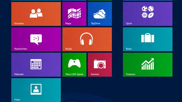 Windows 8 Release Preview: So schnell laufen Spiele in der Vorschau
