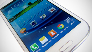 Samsung Galaxy S III im Test: Attacke auf das HTC One X
