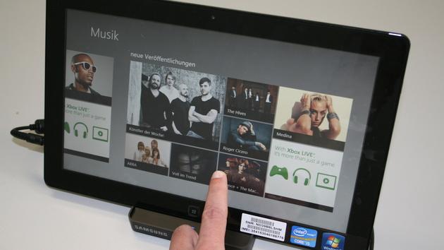 Windows 8 auf Tablet & Desktop: Erste Erfahrungen nach 48 Stunden