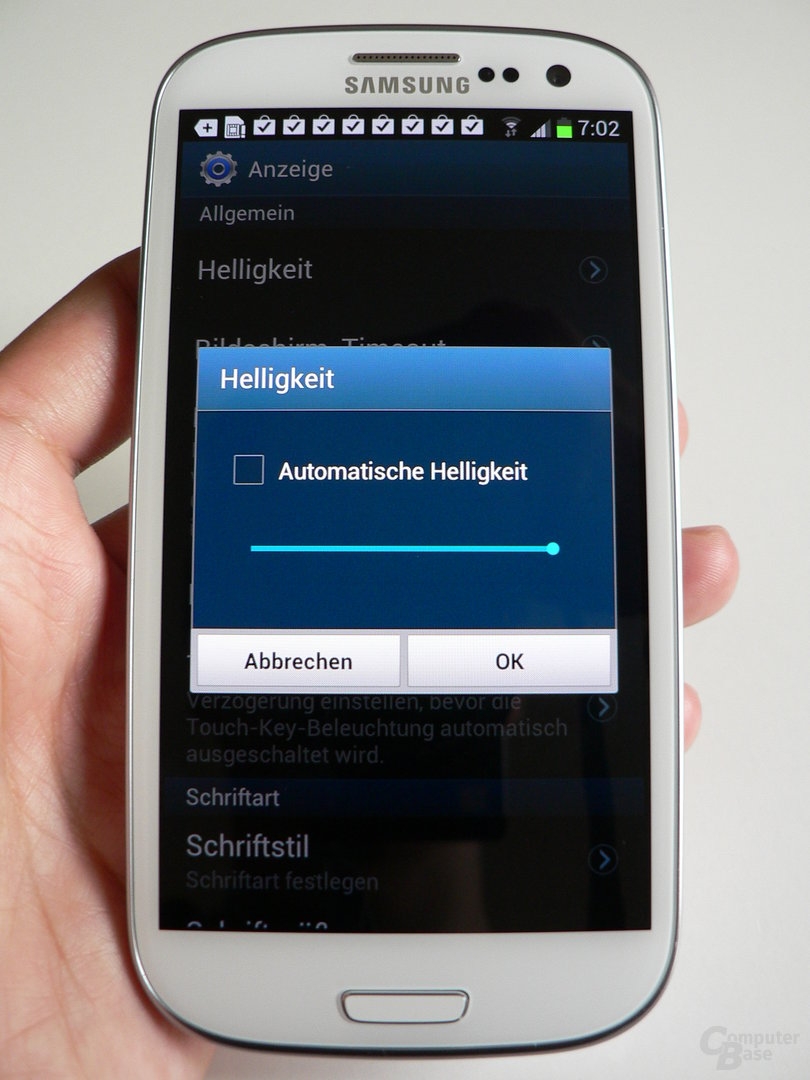 Touch Key Beleuchtung | Android 4 1 1 Jelly Bean Fur Das Samsung Galaxy S Iii Computerbase