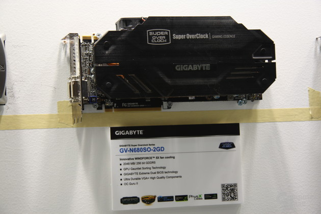 Gigabyte Geforce GTX 680 SO