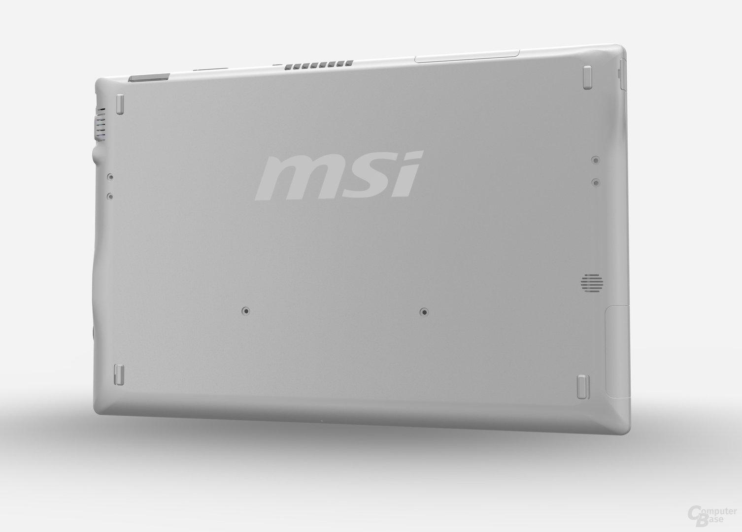 MSIs Slider-Ultrabook S20