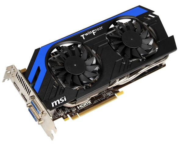MSI GTX 670 Power Edition