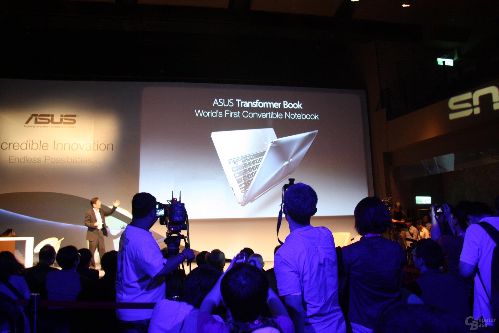 Asus Transformer Book – Computex 2012