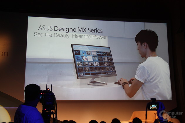 Asus MX-Monitore