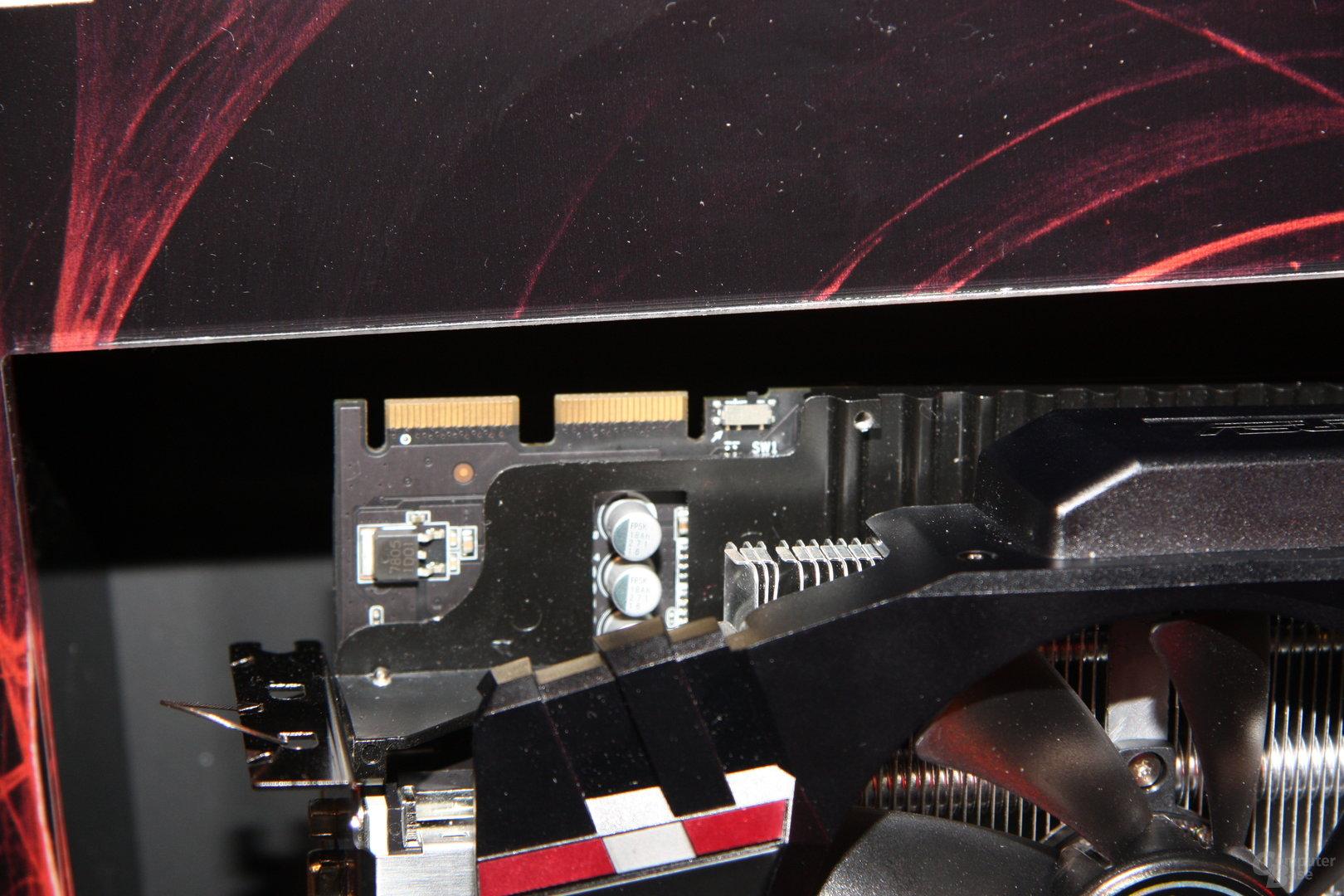Asus ROG Matrix Radeon HD 7970