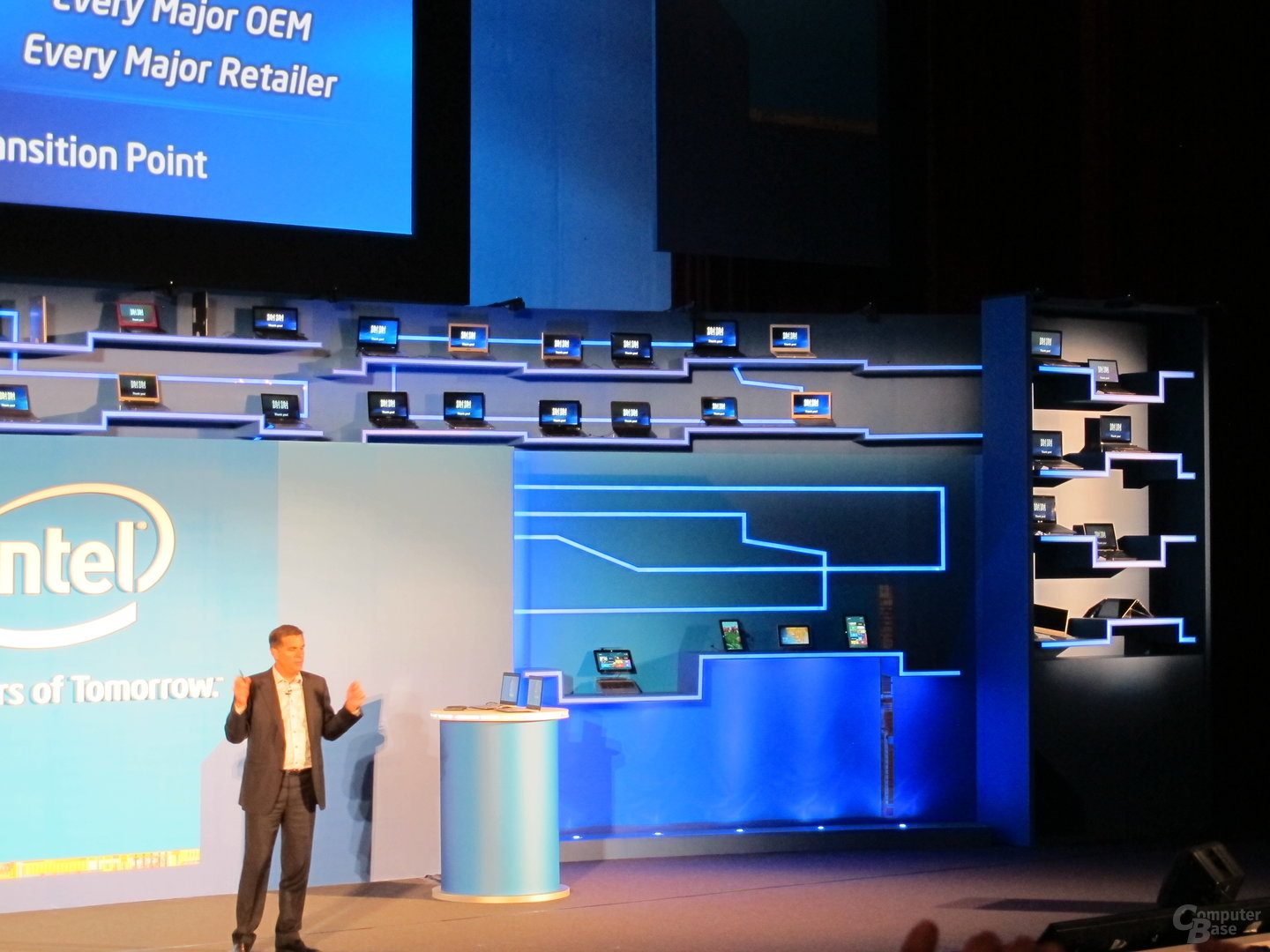 Intel-Keynote Computex 2012
