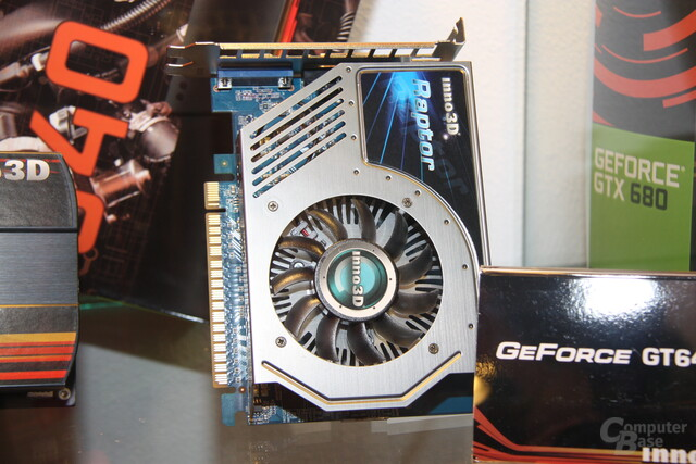 Inno3D GeForce GT 640