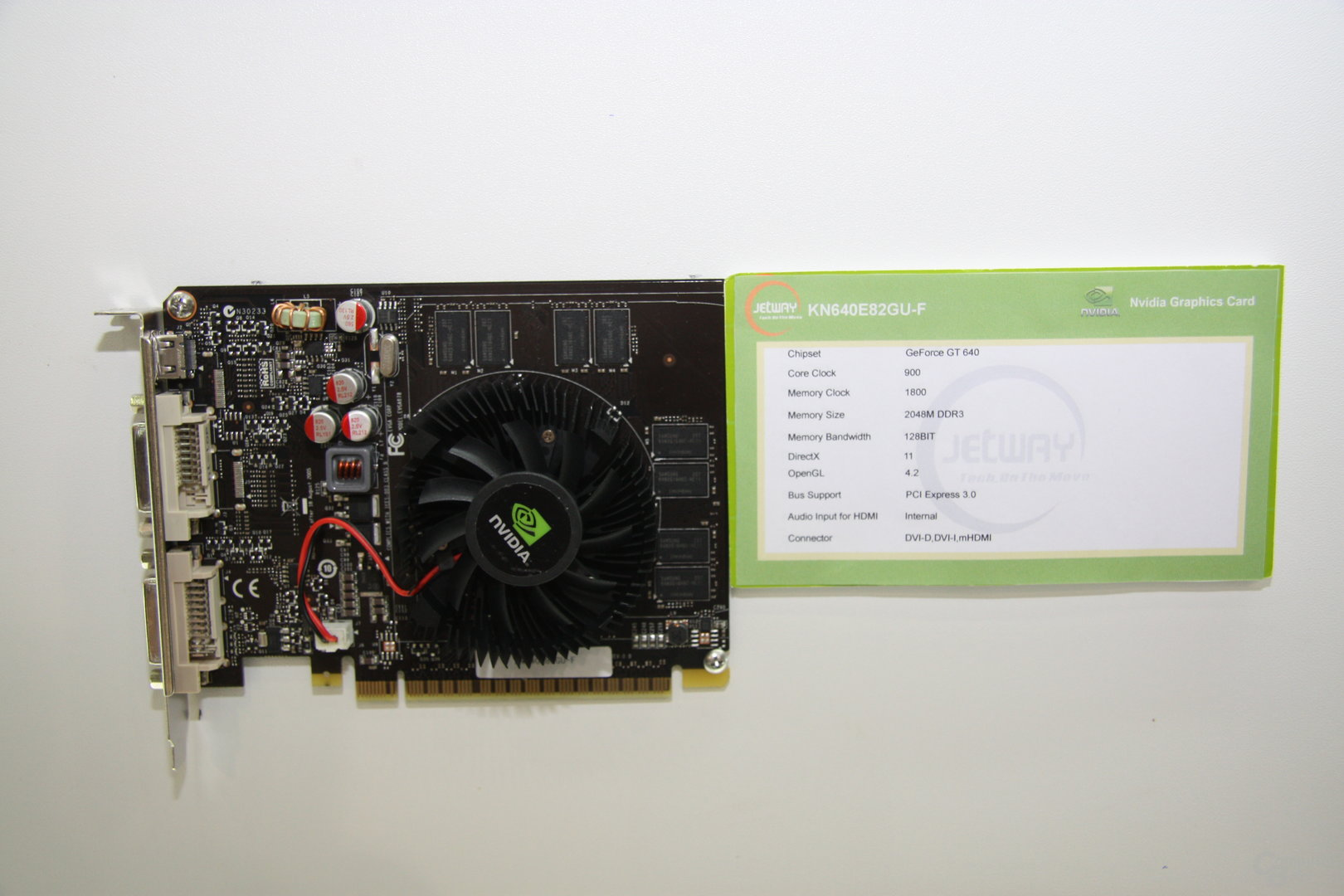 Jetway GeForce GT 640