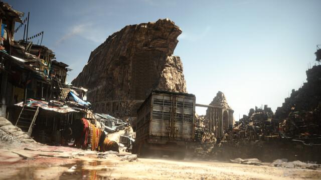 Agni's Philosophy: Final Fantasy Tech Demo