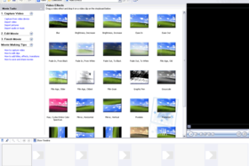 Windows Movie Maker 2 - Neue Effkte 2