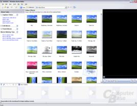 Windows Movie Maker 2 - Neue Effkte 2