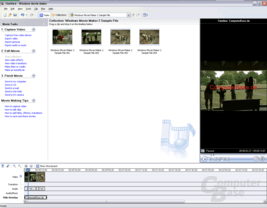 Windows Movie Maker 2 - Videos kommentieren