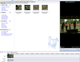 Windows Movie Maker 2 - Videos kommentieren