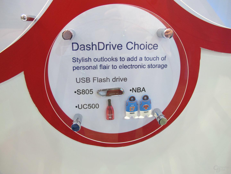 DashDrive-Choice-Reihe