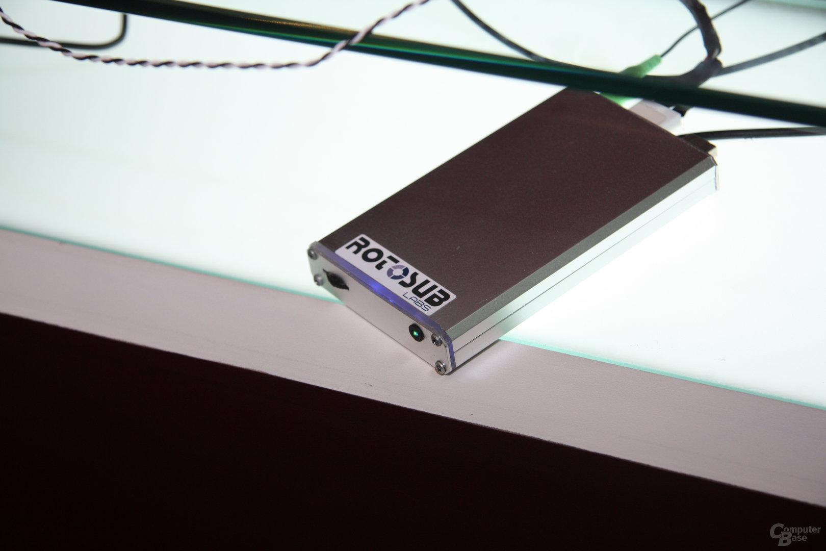 Noctua auf der Computex 2012