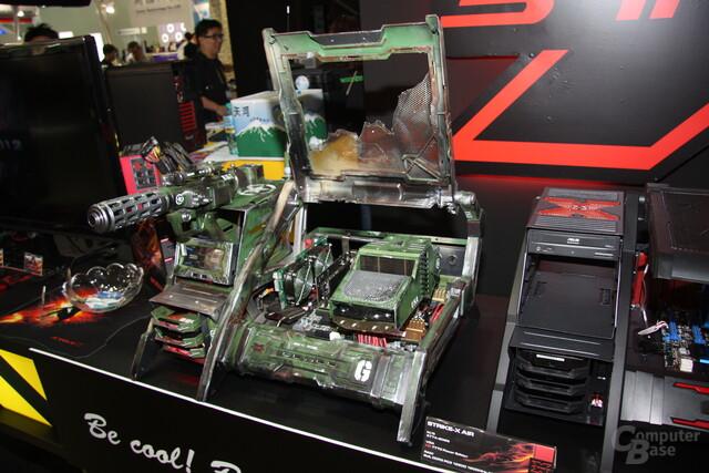 Casemods auf der Computex 2012