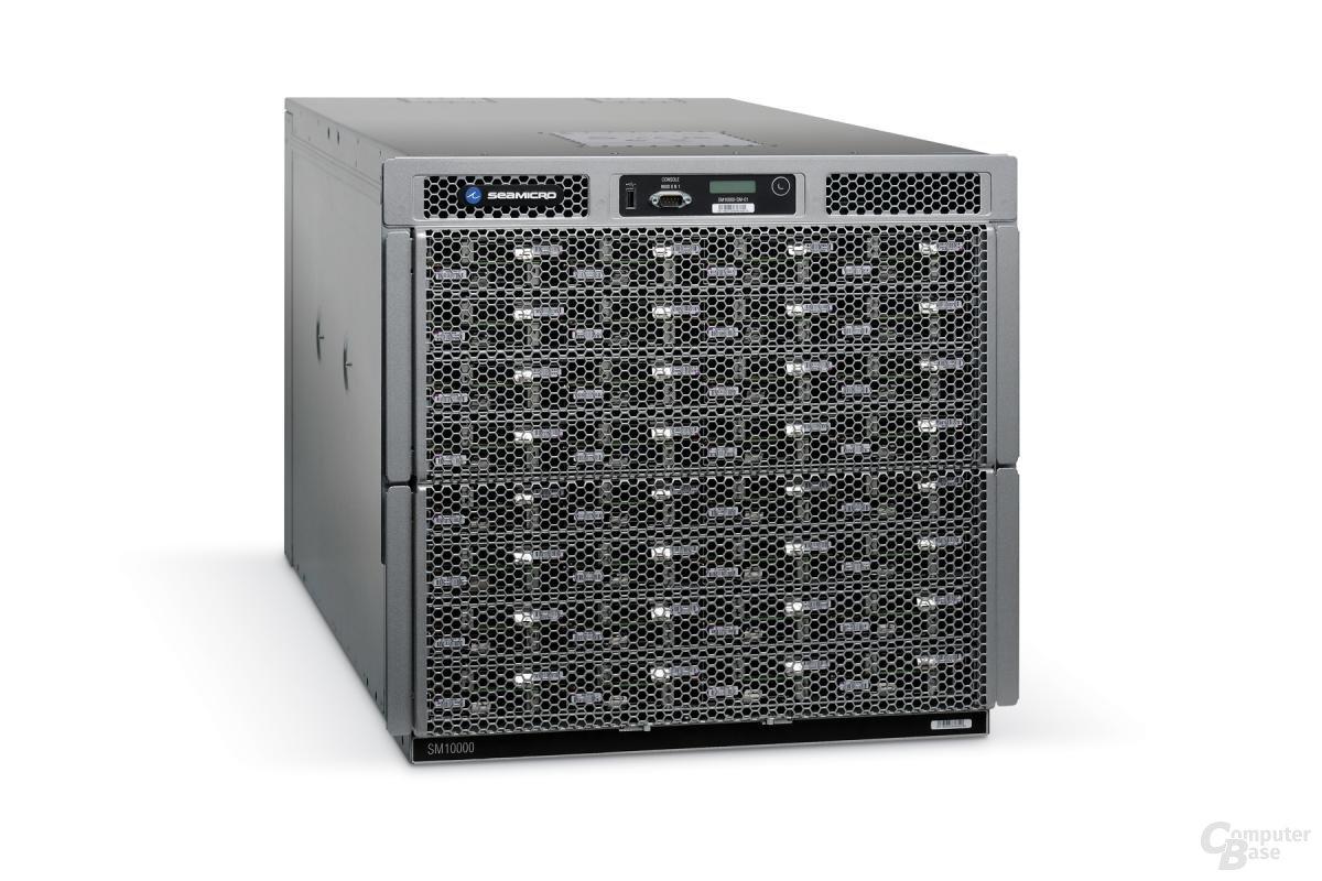 AMD SeaMicro Micro Server SM10000-XE