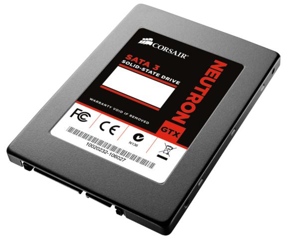 Corsair Neutron GTX SSD