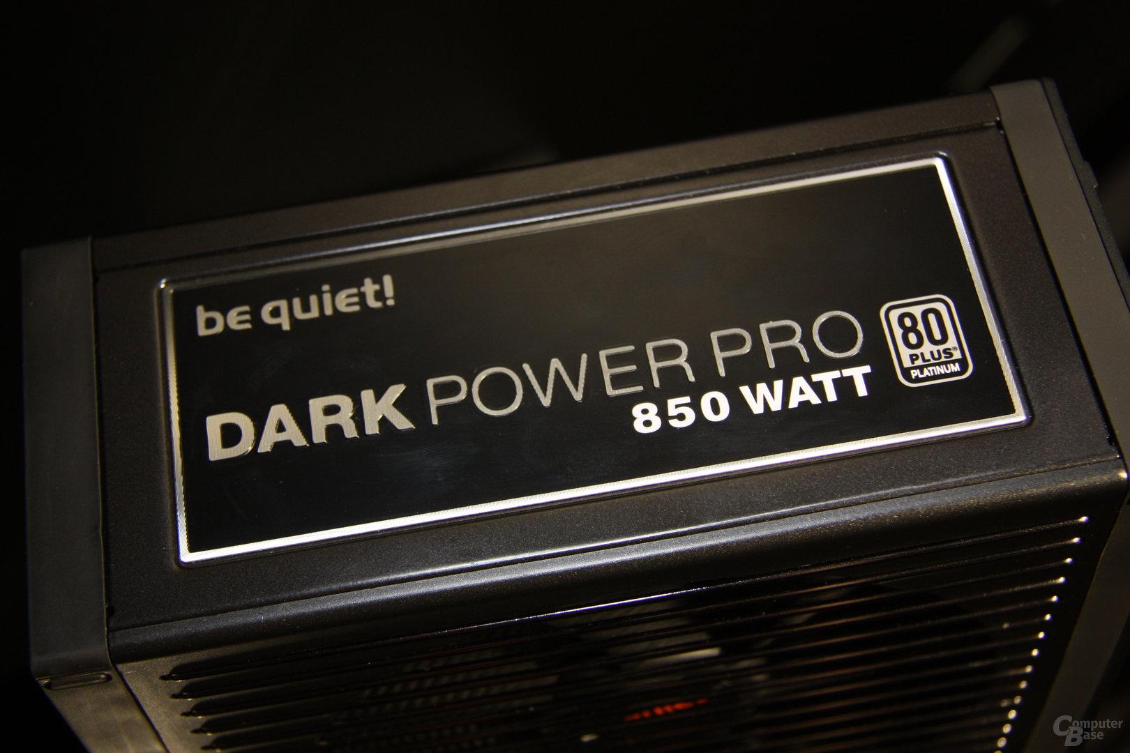 be quiet! Dark Power Pro P10 850W 80 Plus Platinum