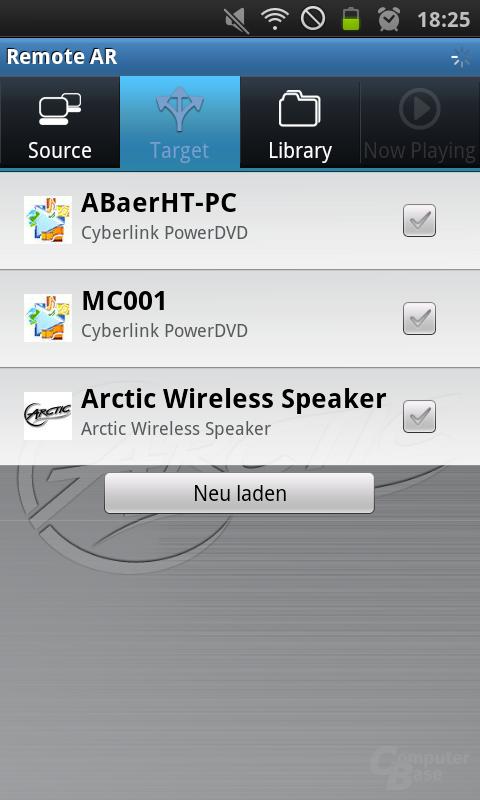 Arctic Remote AR