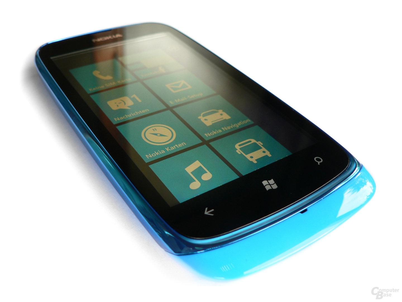 Nokia Lumia 610 – Display