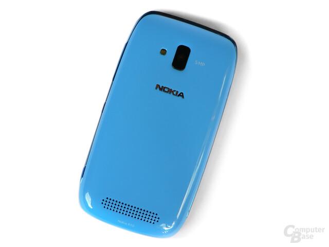 Nokia Lumia 610 – Rückseite