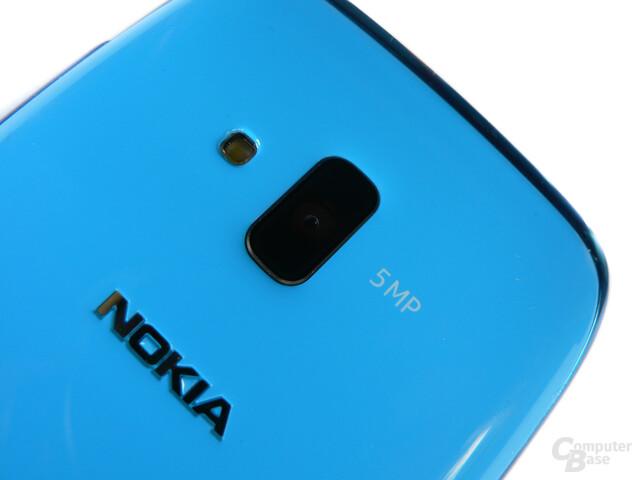 Nokia Lumia 610 – Kamera