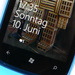 Nokia Lumia 610 im Test: Lumia mit Windows Phone 7 für 200 Euro