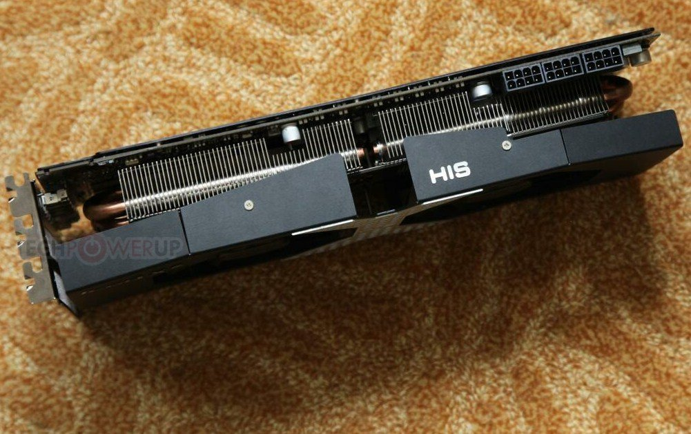 HIS Radeon HD 7970 X2 IceQ