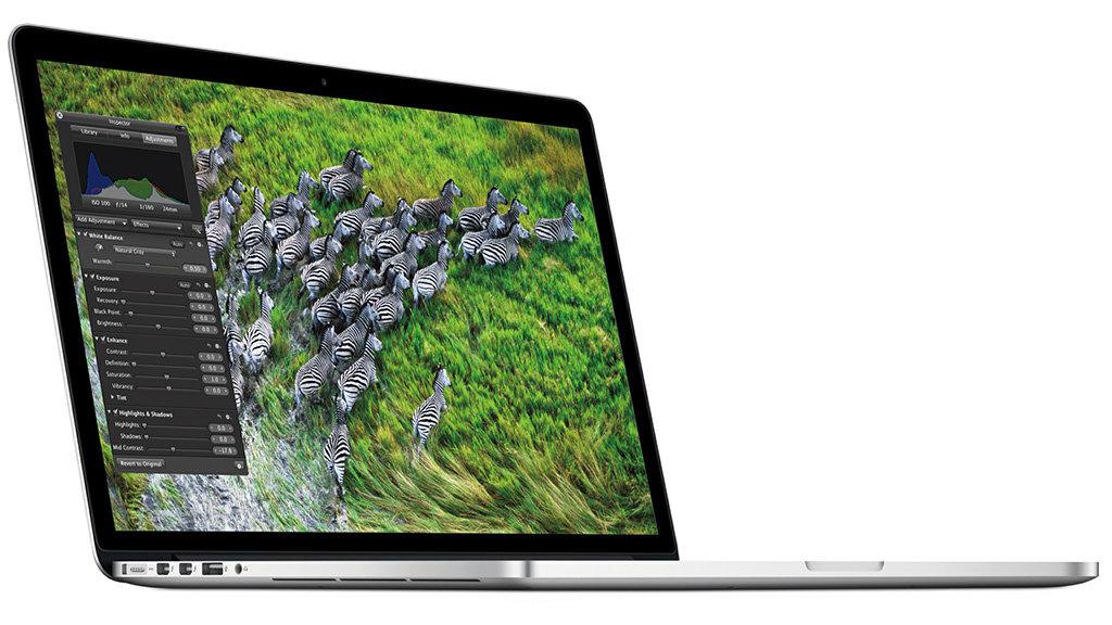 Next-Generation MacBook Pro mit Retina Display