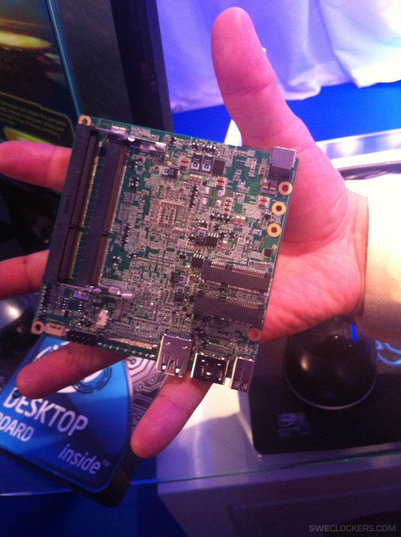 Intels Mini-PC-Plattform NUC