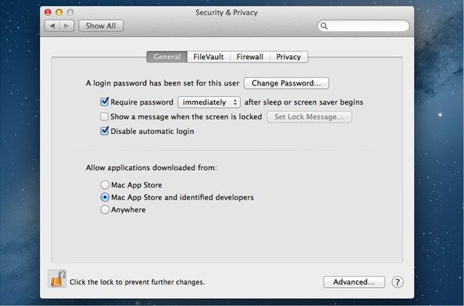 Gatekeeper in OS X Mountain Lion