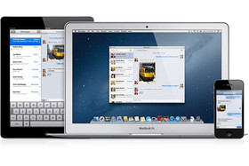 Apple iMessages in OS X Mountain Lion