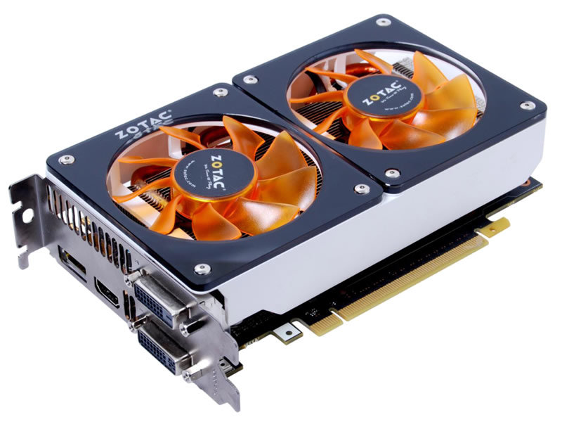 Zotac GeForce GTX 670 TwinCooler
