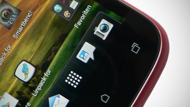 HTC Desire C im Test: Smartphone mit Android 4.0 für 200 Euro
