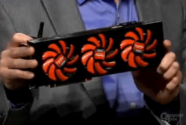 Keine Firepro W9000, eher HD 7990?