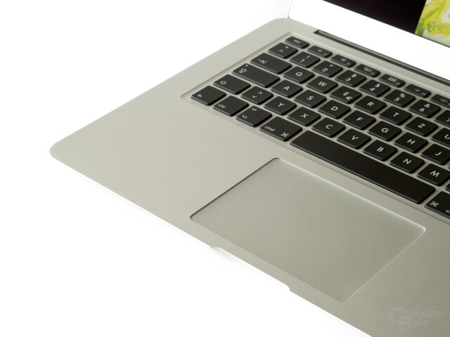 Touchpad des MacBook Air