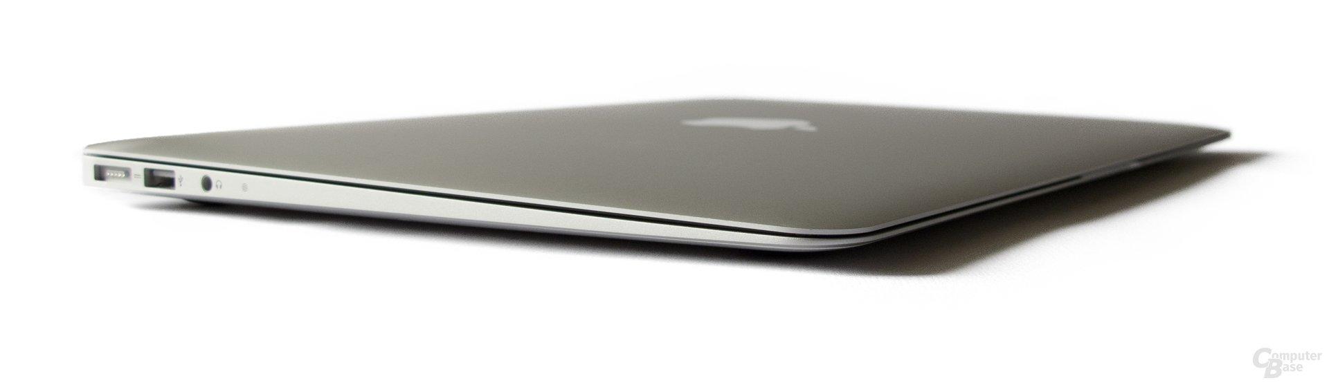 Die klassische Keilform des MacBook Air