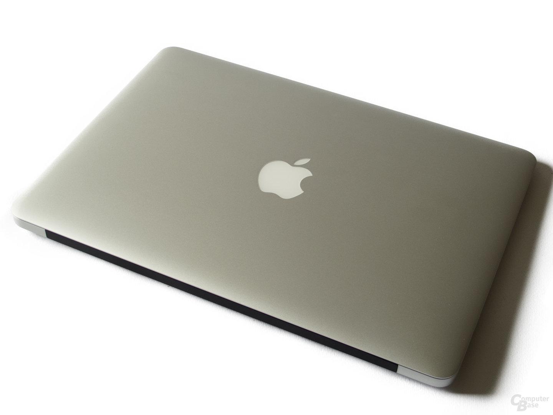 Das MacBook Air in bekannter Optik