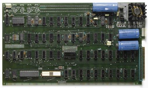 Apple 1-Hauptplatine