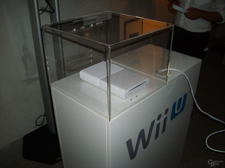 Wii U Hauptkonsole (E3-Post-Tour)